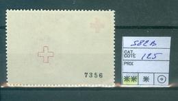 582B Xx Côte 125.00€ - Other
