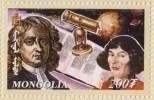 Isaac Newton, Physics, Chemistry, Astronomy, Law Of Gravitation Telescope  Mathematics , Book Copernicus MNH - Física