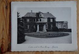 64 : Biarritz - Centre Social De Beau Rivage - Carte Double Format CPM Avec Cordelette - (n°16836) - Biarritz