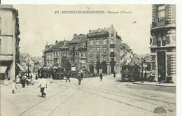 CP.Bruxelles-Schaerbeek (ex-Collection DELOOSE) - (Les TRAMWAYS TRAM BRUXELLOIS) Chaussée D'HAECHT TRAMS Lignes 2 Et 3 - - Schaerbeek - Schaarbeek