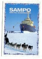 FINLAND  - AK 369045 Sampo Arctic Icebreaker - Finlandia