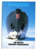 FINLAND  - AK 369046 Sampo Arctic Icebreaker - Finlandia