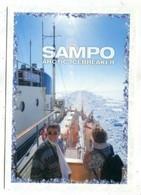 FINLAND  - AK 369047 Sampo Arctic Icebreaker - Finlandia