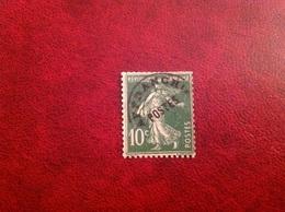 Preoblitéré YT 51b Roulette - 1893-1947