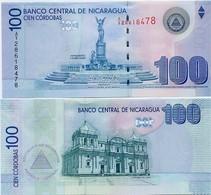 NICARAGUA     100 Cordobas      P-204      L. 12.9.2007 (2012)      UNC - Nicaragua