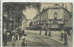 CP.Bruxelles-Schaerbeek (ex-Collection DELOOSE) - (Les TRAMWAYS TRAM BRUXELLOIS) Porte De Namur   -  Trams Dont Ligne 35 - Bruxelles-ville