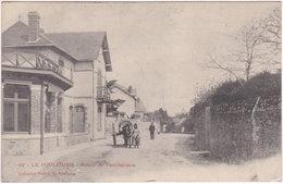 44. LE POULIGUEN. Route De Penchâteau. 62 - Le Pouliguen