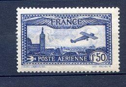 Poste Aérienne N°6 Neuf Sans  Charnière....1 Pli Sur La Gomme Non Visible En Faciale - France