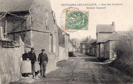 Novillers Les Cailloux - Rue Des Coutures , Maison Dupuich - France