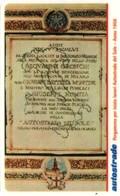 *ITALIA: VIACARD - PERGAMENA INIZIO LAVORI A1 (L.50000)* - Usata - Non Classificati