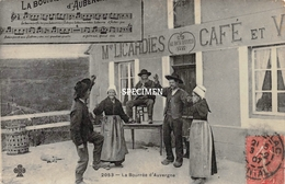 2053 La Bourrée D'Auvergne - Ceret - Ceret