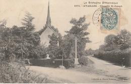 AVALLES Chapelle St Joseph - Frankreich