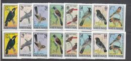Vietnam 1978 - Birds, Mi-Nr. 948/55, Perf.+imperf., MNH** - Vietnam