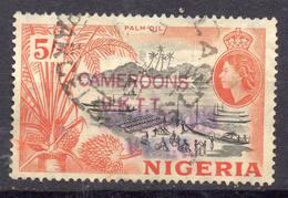 COLONIES BRITANNIQUES !  Timbre Ancien Du NIGERIA SURCHARGE De 1950 ! CAMEROUN UKTT - Great Britain (former Colonies & Protectorates)