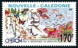 NOUV.-CALEDONIE 1991 - Yv. 616 **   Faciale= 1,42 EUR - ORSTOM (recherches Scientifiques)  ..Réf.NCE25324 - Nieuw-Caledonië