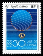 NOUV.-CALEDONIE 1991 - Yv. 621 **   Faciale= 1,61 EUR - Lions Club  ..Réf.NCE25328 - Nieuw-Caledonië