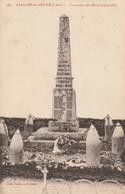 AVALLES Sur SEICHE  Monument Aux Morts - Other Municipalities