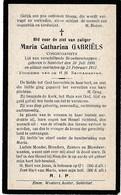 Zandvliet,Santvliet, 1931, Maria Gabriels - Images Religieuses