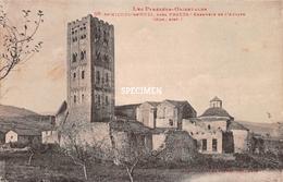 59 St-Michel-de-Cuxa Ensemble De L'Abbaye - Prades