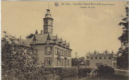 Belgique  Schelle  St Bernard  Chateau De Laer Entree Principale - Schelle
