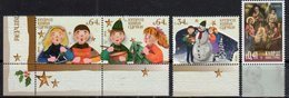 CYPRUS, 2018, MNH, CHRISTMAS, SNOWMEN,  4v - Kerstmis