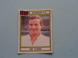 BERINGEN F.C. ( Jef VLIERS ) > FOOTBALL 84 ( Nrs. 58 ) - Figurine PANINI ! - Trading-Karten