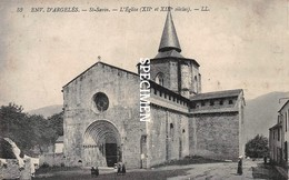 St-Savin - L'Eglise - Argelès-sur-Mer - Ceret