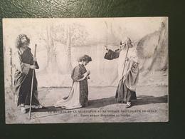 LE MYSTERE DE LA REDEMPTION AU PATRONAGE SAINT-JOSEPH DE SEDAN  19 Martyre De Stephanos - Sedan