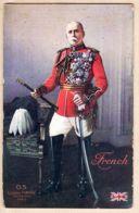 Mi034 War 1914 Sir John Denton PINKSTONE Général FRENCH Commandant Chef ARMEE ANGLAISE Photo Eugène PIROU Cpaww1 - Guerre 1914-18