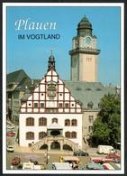 D2005 - TOP Plauen - Verlag Bild Und Heimat Reichenbach Qualitätskarte - Plauen