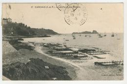 35 - Cancale -  Les Parcs à Huîtres - Cancale