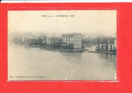 94 LE PERREUX BRY Cpa Crue De 1910    Edit Fournier - Le Perreux Sur Marne
