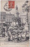 72. LE MANS. Place De La République. Un Coin Du Marché Aux Fleurs. 129 - Le Mans