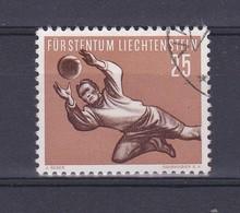 Liechtenstein 1954  Nr 286 Gestempeld, Zeer Mooi Lot Krt 4814 - Oblitérés