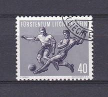 Liechtenstein 1954  Nr 287 Gestempeld, Zeer Mooi Lot Krt 4815 - Oblitérés