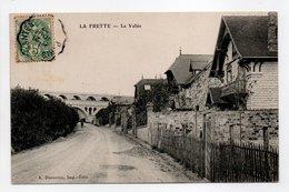 - CPA LA FRETTE (95) - La Vallée 1907 - Edition A. Duranton - - La Frette-sur-Seine