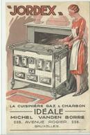 CP.Bruxelles-Schaerbeek (ex-Collection DELOOSE) - JORDEX La Cuisinière Gaz Et Charbon Idéale Michel VANDEN BORRE Avenue - Schaerbeek - Schaarbeek
