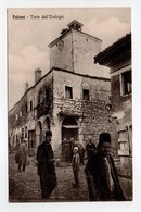 - CPA VALONA (Albanie) - Torre Dell'Orologio (belle Animation) - Foto Alterocca 35019 - - Albania