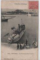Antibes-Le Port Et Le  Fort Carré - Altri