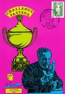 France 1990 Maximum Card: Medicine Health Louis Pasteur Pasteur Challange; Chemistry; Biology; Valence - Medizin