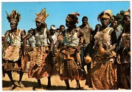 Republique Du Congo Zaire Danseurs 2 Scans - Congo - Kinshasa (ex Zaire)