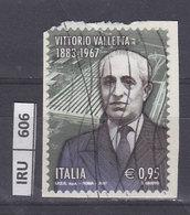 ITALIA REPUBBLICA   2017Valletta   Usato - 6. 1946-.. República