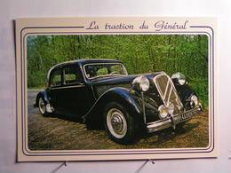 Transports > Automobile > Voitures De Tourisme - La Traction AV 15 CV Citroen Du Gal De Gaulle - Turismo