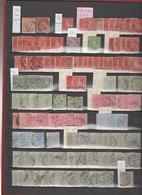 TRINIDAD: Petit Stock De TP Anciens N* & Obl., Multiples,  Cote Mini, 4/500 € Très Propre - Trindad & Tobago (1962-...)