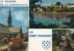 La Foret De Fouesnant - Multivues - - La Forêt-Fouesnant
