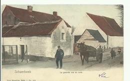 CP.Bruxelles-Schaerbeek (ex-Collection DELOOSE) - La Grande Rue Au Bois 1904 - W0343 - Schaerbeek - Schaarbeek