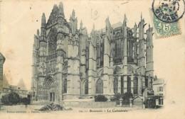 60 - Beauvais - La Cathédrale - Voir Scans Recto-Verso - Beauvais