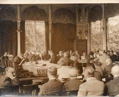 Genève 1936 Réunion De La SDN (PPP11530) - Beroemde Personen