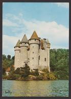 D 15 - LANOBRE Château De Val - CPM Couleur Signée Sully - Voyagée 1972 - France