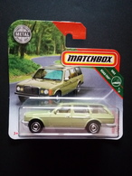 Matchbox Mercedes Benz Wagon W 123 - Matchbox (Mattel)